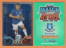 Everton Tim Cahill Australia Star Player